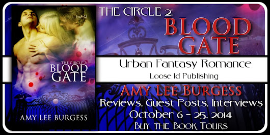 The Circle 2: Blood Gate by Amy Lee Burgess | Paranormal Dimensions