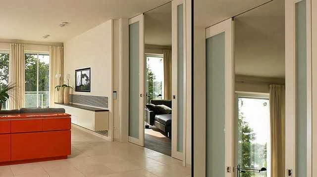 Interior Sliding Doors Hidden picture