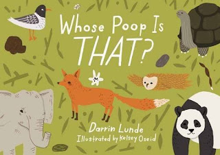 Whose Poop Is That? - 10 Books For Boys