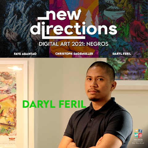 New Directions : Daryl Feril