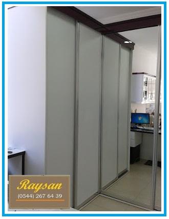 Surgulu Gardirop Satin Al Raysan Ray Dolap Kadikoy 0544 267