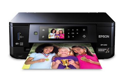 Epson Expression Premium XP-640 Printer Review - Free Download Driver