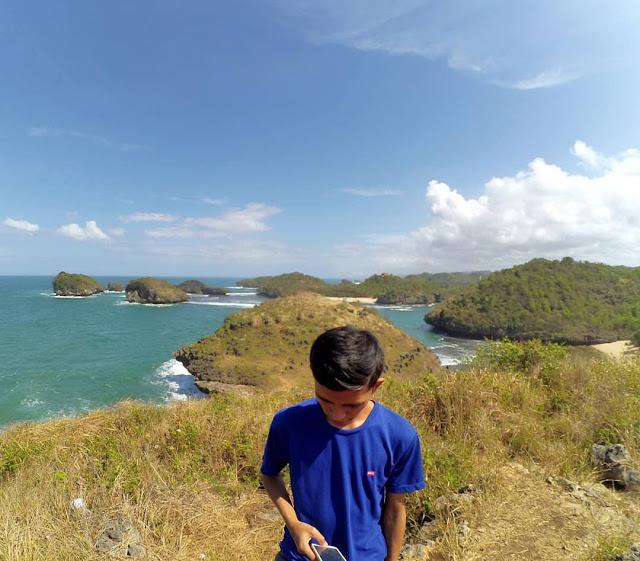 Pantai Kasap Pacitan - Raja Ampat-nya Jawa Timur