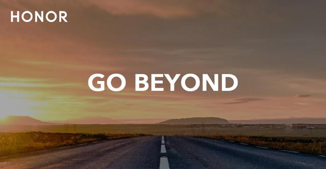 HONOR Go Beyond