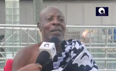 Ghanaian actor, Super OD is dead.
