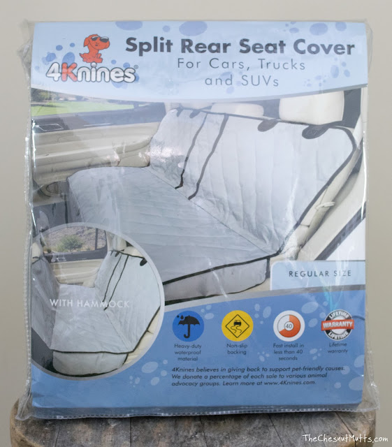 4Knines hammock back seat vehicle cover