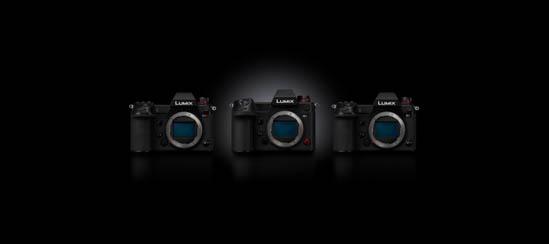 Камеры из линейки Panasonic Lumix S1