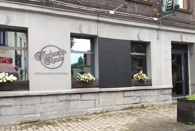 Restauracja Krakowskie Rondo, Mikołów