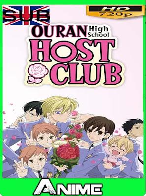Ouran Koukou Host Club (26/26) HD [720P] sub español [GoogleDrive]
