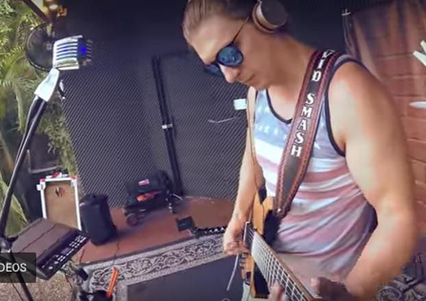 Guitarist Searches for Tabs When Someone Requests a Steve Vai Song