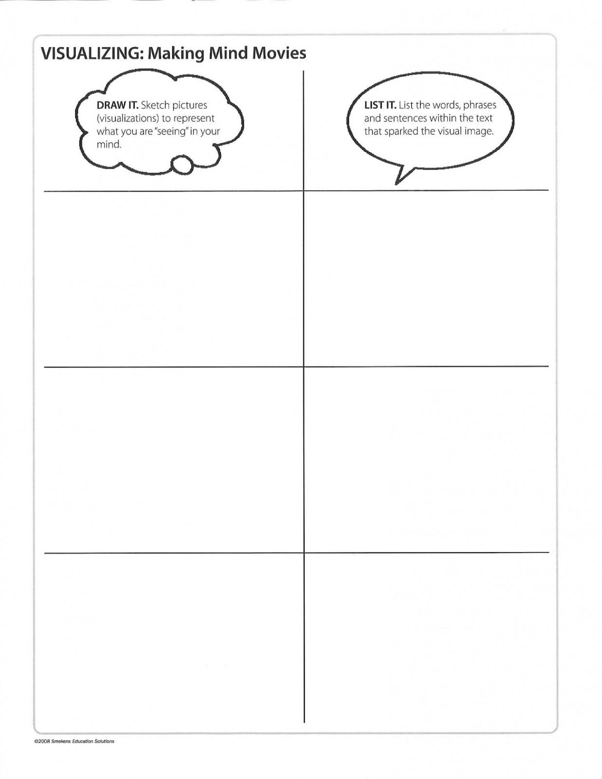 Mrs West S Vocabulary Visualizing