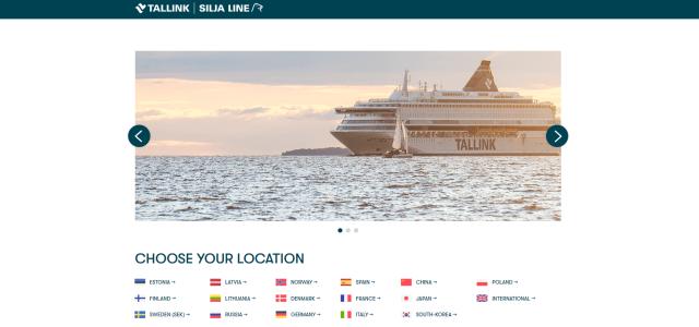 Tallink Silja Oy - AS Tallink Grupp