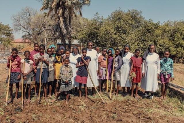 Windhoek Priory  Tondoro sisters
