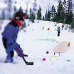 Snowgusta Mini Golf - Step 1