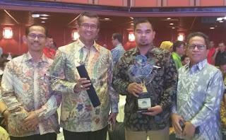 Kabupaten Solok Terima Penghargaan Iklim