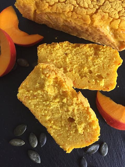 Kürbis-Mais-Brot, Cornbread, Rezept glutenfrei & vegan, Bio, Minimalismus: Zubereitung einfach + schnell, ohne Weizen