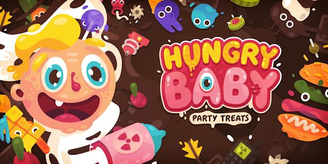 Análise: Hungry Baby: Party Treats (Switch) é um jogo de memória disfarçado de party game