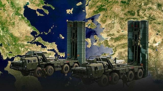 تركيا بالعربي - استفزازت اليونان قد تفرض على صواريخ تركيا الـ إس-400 مهمة حساسة