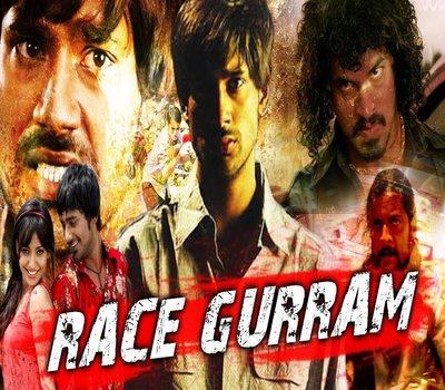 Race Gurram (2018) Hindi Dubbed 300MB