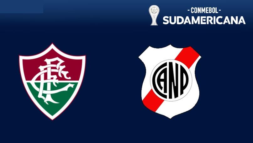 Fluminense vs. Nacional Potosí - En Vivo - Online - Copa Sudamericana 2018