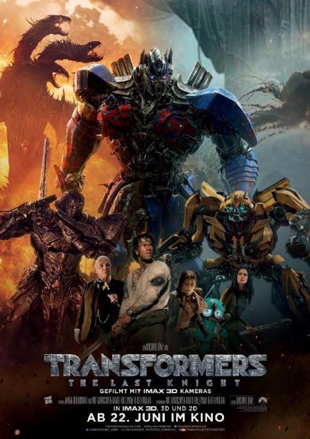 تحميل و مشاهدة فيلم Transformers: The Last Knight 2017 مترجم بجوده 720p