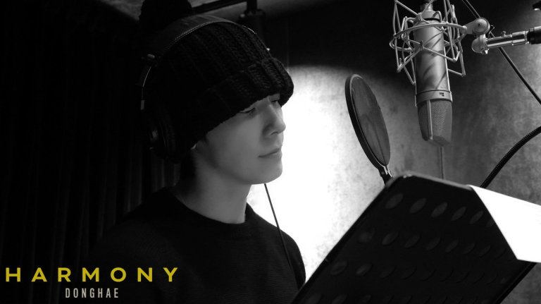 Super Junior's Donghae Release Cool Teaser Photos for Solo Songs 'Harmony'