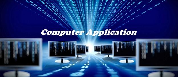 12th Computer Applications Question Bank - PDF