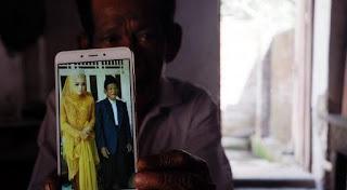 Berita Viral,  Ini Pengakuan Mbah Dirgo Nikahi Perempuan 27 Tahun di Tegal