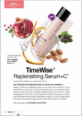 Mary Kay Timewise Replenishing Serum C