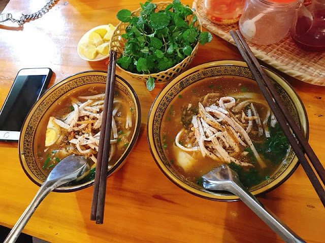 Con Sui - A special type of Pho is only available in Sapa