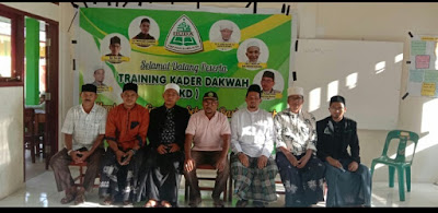 Pengawas DPP LEMBATU Memantau Langsung Kegiatan Training Kader Dakwah HUDA