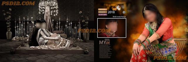 New 2020 12x36 album psd DM Vol 6