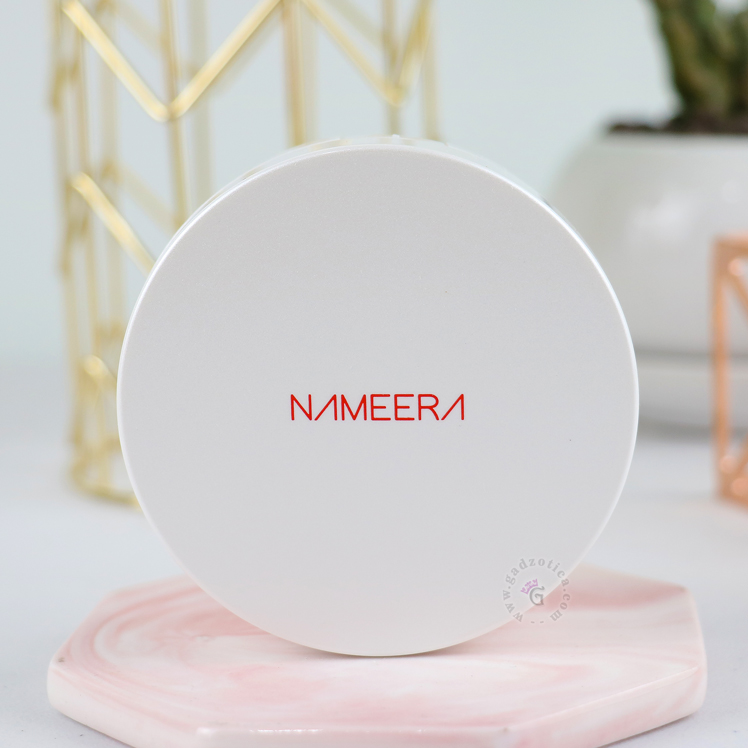 Review Nameera BB Cushion Nude