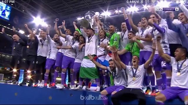 Madrid Juara Liga Champions 2017, Sejarah Kembali Tercipta