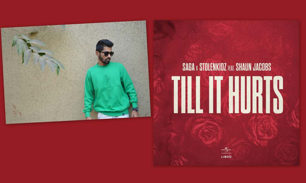 "Sagar Adhav - Novo single ""Till It Hurts"""