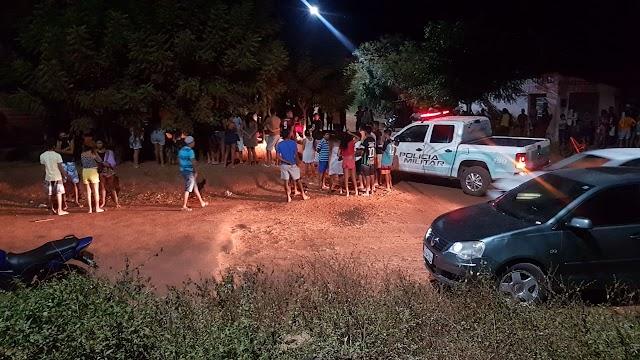 Mulher é suspeita de assassinar o ex-namorado a facadas na cidade de Miguel Alves