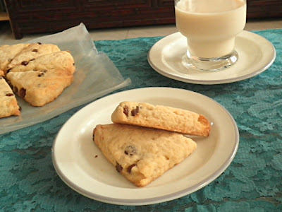 Dry Fruit Scones