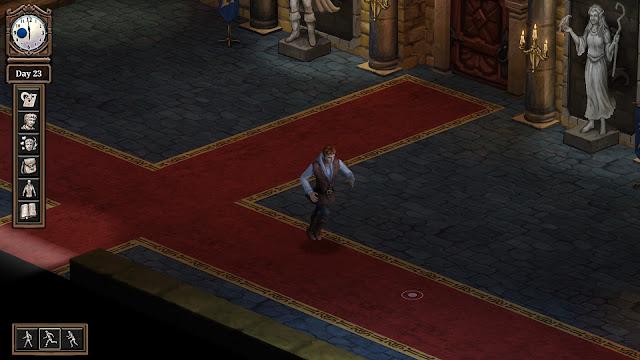 Screenshot from Hero-U: Rogue to Redemption