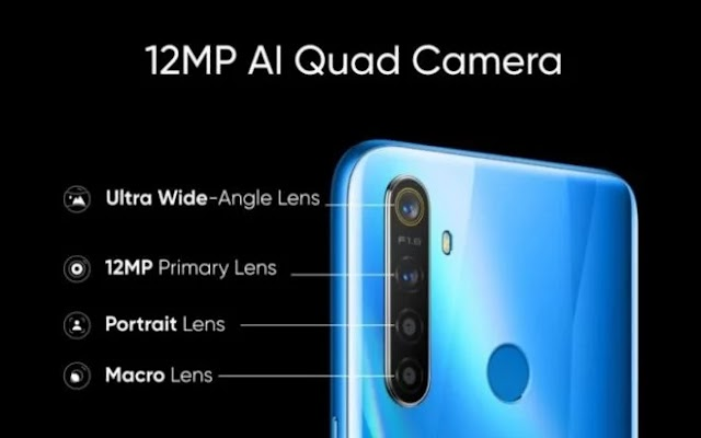 Oppo presents Realme 5 and Realme 5 Pro with 4 cameras and heavy battery