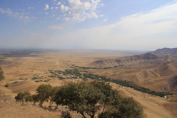 Ouzbékistan, Hazrat-Davoud, © L. Gigout, 2012
