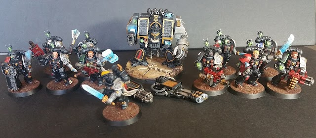 What's On Your Table: Deathwatch