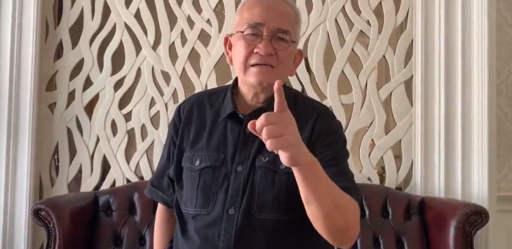 Ruhut Sebut Anies Baswedan Penyebab Indonesia Dilockdown 59 Negara