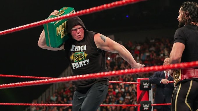 Replay: WWE Monday Night RAW 27/05/2019