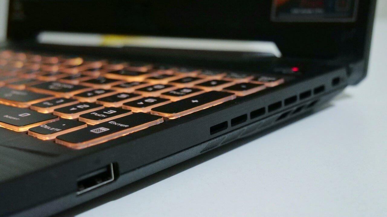 Keyboard ASUS TUF Gaming A15 FX506 Ryzen 4000