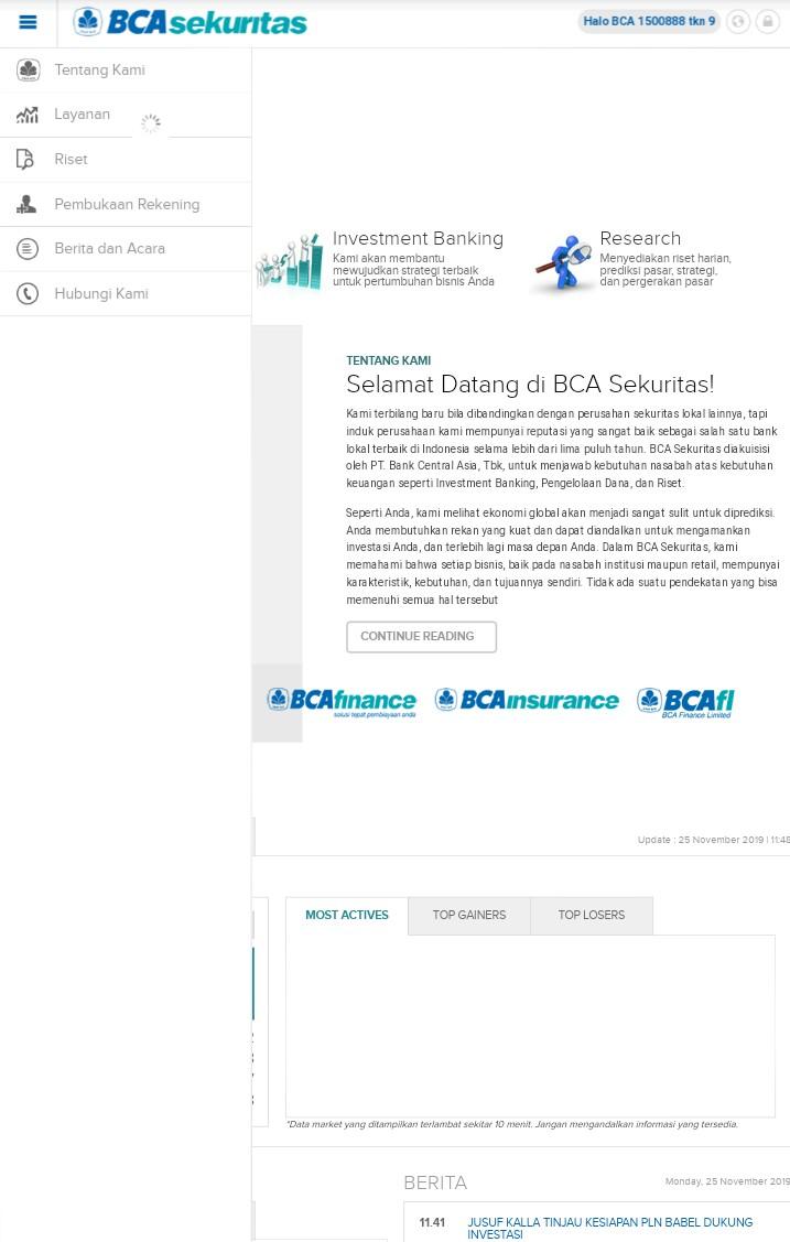 Cara Buka Rekening Saham Bca Sekuritas Online Terbaru Jsmalfamart Com