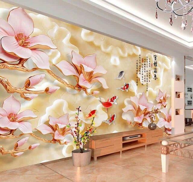 Mua giấy dán tường đẹp giá rẻ ở đâu?