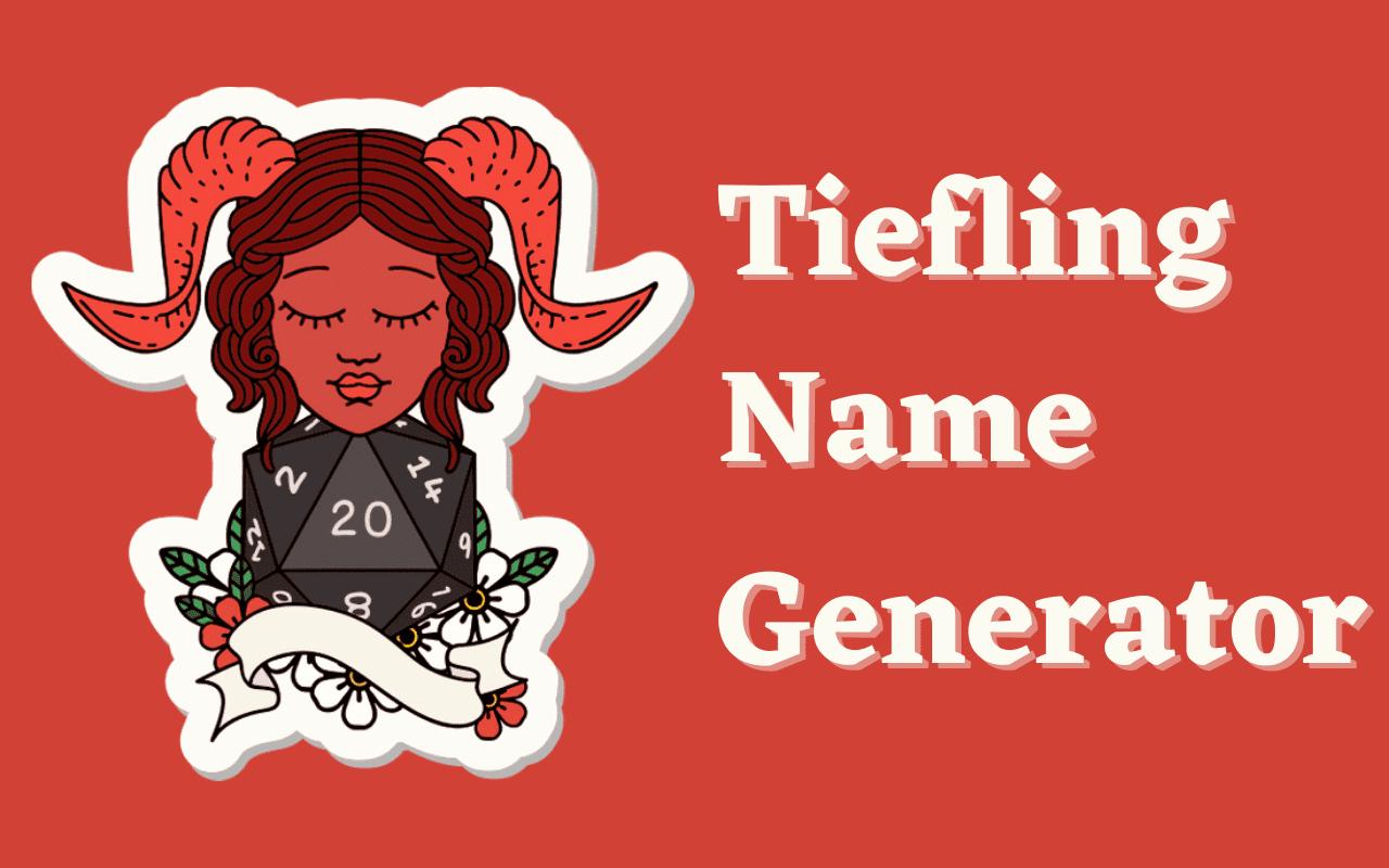 Tiefling Names
