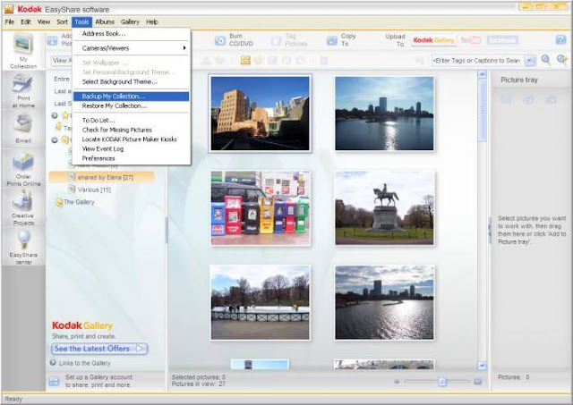 Kodak easyshare software 8.3 Free Download