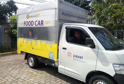 Paxel Ramadan Food Car