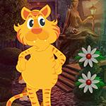 Games4King Stable Lion Escape
